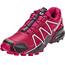 Salomon W's Speedcross 4 Shoes tibetan red/sangria/black